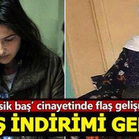 Kayseri'deki 'kesik baş' cinayetinde zanlı hakkında karar verildi