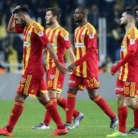 Kayserispor'a FIFA'dan transfer yasağı!