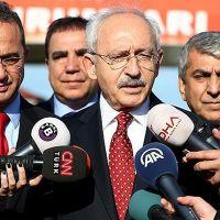 Kılıçdaroğlu'ndan 'Enis Berberoğlu' açıklaması
