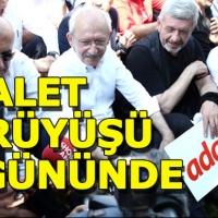 Kılıçdaroğlu'ndan Erdoğan'a yargı tepkisi