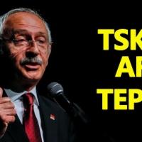 Kılıçdaroğlu'ndan TSK'ya afiş tepkisi