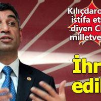 Kılıçdaroğlu'nın istifasını isteyen CHP Elazığ milletvekili Gürsel Erol ihraç edildi