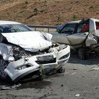 Kırıkkale'de ölümlü trafik kazası