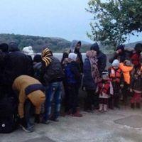 Kırklareli'de 23 düzensiz göçmen yakalandı