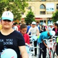 Kırşehir'de örnek hareket