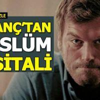 Kıvanç Tatlıtuğ, Müslüm Gürses şarkısı videosunu İZLE! Çarpışma Kadir Komiser 'Unutamadım'