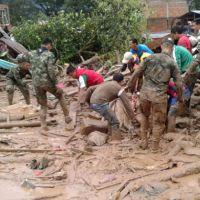 Kolombiya'da toprak kayması can aldı