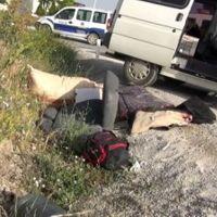 Konya Ilgın'da minibüs kazası: 4 yaralı var