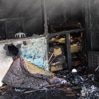 Konya'da yangın faciası: 4 kardeş öldü