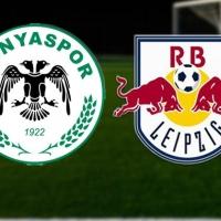 Konyaspor-Leipzig ile karşılaşıyor, dev maç hangi kanalda saat kaçta ?