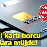 Kredi kartı borcu olanlara Ziraat Bankası ne kadar kredi verecek, şartları nelerdir, Ziraat Bankası kredi faiz oranı ne?
