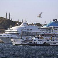 Kruvaziyer turizminde İstanbul yükselişte