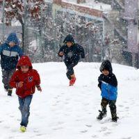 Kütahya'da yarın okullar tatil mi 16 Ocak 2019 Çarşamba | Adana Valiliği resmi açıklama