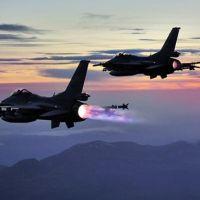 Kuzey Irak'a hava harekatı: 6 terörist etkisiz hale getirildi