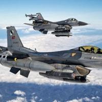 Kuzey Irak'ta PKK'yı jetler bombaladı!