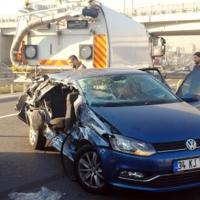 Kuzey Marmara yolunda feci kaza, 2 üniversiteli hayatını kaybetti
