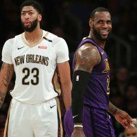 Lakers Anthony Davis'e kavuştu