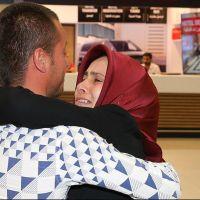 Libya'da rehin tutulan Türk gemiciler İstanbul'a geldi