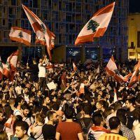 Lübnan'da gösteriler bitmek bilmiyor