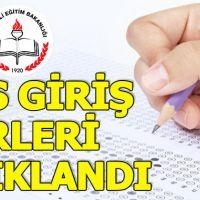 MEB, LGS sınav giriş yerlerini açıkladı!