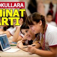 MEB'den özel okullara teminat şartı