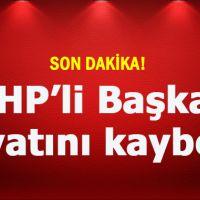 MHP Giresun İlçi Başkanı Vehbi Usta hayatını kaybetti