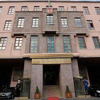 MSB'den KKTC bayrağı yakılmasına kınama