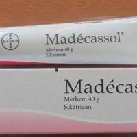 Madecassol krem nedir? Nasıl kullanılır?