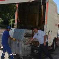 Malatya'da kan donduran olay, bebeğini öldürerek çöp konteynerine attı