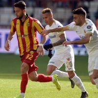 Malatyaspor ile Kayserispor puanları paylaştı