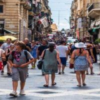 Malta, gelen turiste para verecek