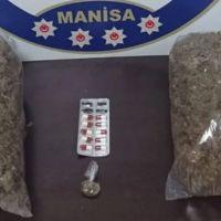 Manisa'da emniyet müdürü, uyuşturucudan gözaltına alındı