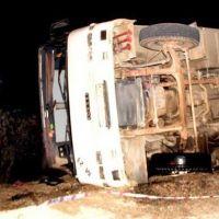 Manisa'da otobüs kazası: 32 yaralı