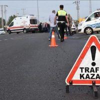 Manisa'da zincirleme kaza oldu! 23 yaralı var!