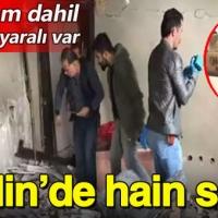 Mardin Derik'te terör saldırısı - Derik kaymakamı Muhammet Fatih Safitürk kimdir