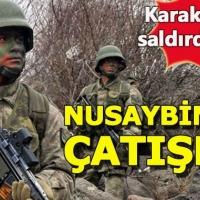 Mardin Nusaybin'de çatışma