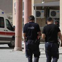 Mardin'de jandarma karakolunda korkutan anlar!