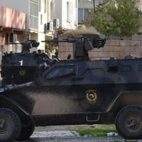 Mardin'de patlama: 7 güvenlik görevlisi yaralı