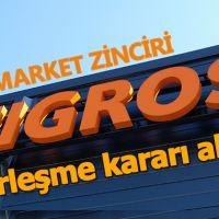 Market zinciri Migros ve Kipa birleşme kararı aldı