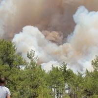Marmaris'in ciğerleri yanıyor!
