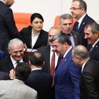 Meclis Başkanlığı seçimlerinde ikinci tur tamamlandı