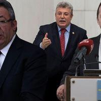 Meclis'te Libya tezkeresi gerginliği