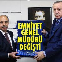 Mehmet Aktaş kimdir? Yeni Emniyet Genel Müdürü Mehmet Aktaş nereli kaç yaşında?
