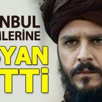 Mehmet Günsür, İstanbul seçimlerine isyan etti