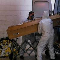 Meksika'da 24 saat içerisinde 708 kişi hayatını kaybetti
