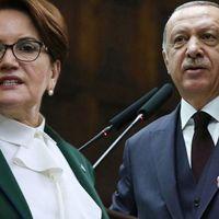 Meral Akşener'den Erdoğan'a bağış çağrısı