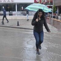 Meteoroloi yağmur için saat verdi