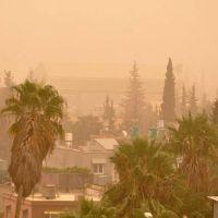 Meteoroloji uyardı: Toz aşınımına dikkat!