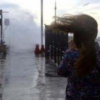 Meteoroloji'den 3 bölgeye fırtına uyarısı