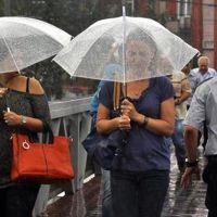 Meteoroloji'den Marmara'ya sağanak yağmur uyarısı